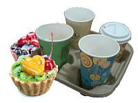 Подставка для одноразовых стаканов (на 4 стакана)
