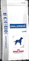 Роял Канин Аналлергеник 8кг/ корм для собак при при  пищевой аллергии или непереносимости