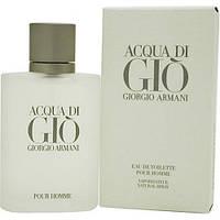 Giorgio Armani Acqua Di Gio Pour Homme - лицензия Турция UNO 25мл. - стекло