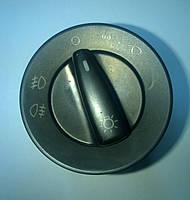 Переключатель света фар с п/туманками VW 1C0941531A