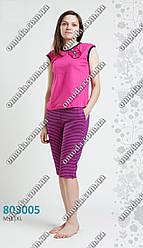 Жіноча велюрова піжама M L XL