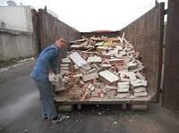 Вывоз строительного мусора в мешках по г.Одесса