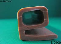 Уплотнитель из силиконовой резины е-образный