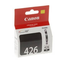 Картридж струйный Canon Pixma MG5140/MG5240/MG6140 CLI-426B Black (4556B001)