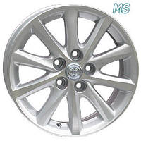 Диски новые  RS Replika Toyota TY 327TL 16/5*114.3/45 6.5j 67.1