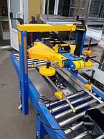 Полуавтомат Упаковщик для заклейки картонных коробок скотчем заклейщик гофрокороба Модель 5050L OMIDI