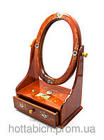 Шкатулка с зеркалом