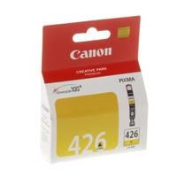 Картридж струйный Canon Pixma MG5140/MG5240/MG6140 CLI-426Y Yellow (4559B001)