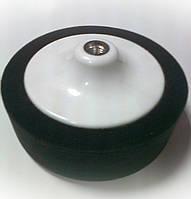 Круг полировальный на платф. черный 150*50мм M14x2mm (полумягкий)