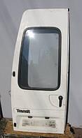 Дверь задняя левая комплектная б/у на Ford Transit год 1991-2000 (парус)