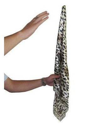 Фокус Застывание платка | Phantom Handkerchief, фото 2