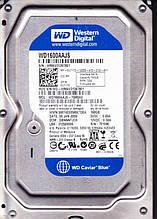 Жесткий диск WD 160 GB Sata2