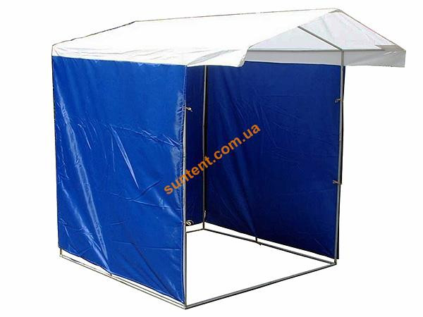 Торговые палатки 1,5х1,5 м, цены