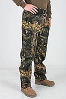 Брюки камуфированные для охоты и рибалки Клен темный