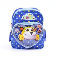 Рюкзак для детей Собака-машинка