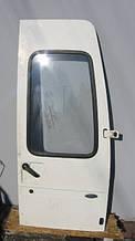 Дверь задняя правая комплектная б/у на Ford Transit год 1991-2000 (парус)