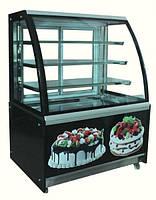 Витрина холодильная кондитерская Dampak 22BD6F/SO