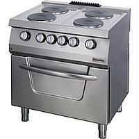 Плита электрическая с  духовым шкафом Oztiryakiler OSOEF 8070
