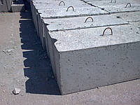 Фундаментные блоки 80х30х60
