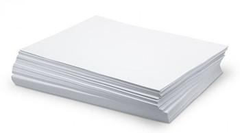 Мелованная бумага в листах и пачках (гладкая)