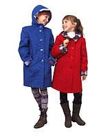 Пальто детское для девочек