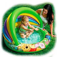 Надувной бассейн Интекс 57424 для детей