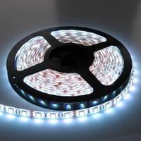 Светодиодная LED лента 5050 W светодиодная лента, белая