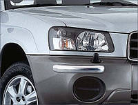 Накладка на перед +зад Subaru Forester 2002-2007