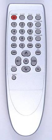 Пульт Akai/Saturn RC-1153012  (CE)