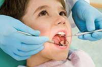 Лечение каналов молочных зубов