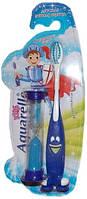 Зубная щетка для детей Aquarelle с песочными часами