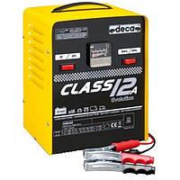 Зарядное устройство, 220 В, 150 Вт, 12/24 В, 9 А, 15-140 Ач, 4 кг  DECA CLASS 12A.