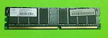 Серверная память NANYA 512MB DDR PC2700U 333MHz