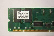 Память серверная sdram 128 mb PC 133R ECC REG