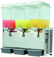 Сокоохладитель EWT INOX CDD18-3 (3 емкости)