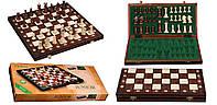 Детские шахматы из дерева Junior