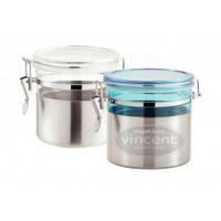 Емкость для сыпучих продуктов mix с крышкой 1,4л VC-1202 mix ..