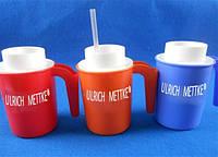 Чашка Хеппи Айс – поможет наслаждаться охлаждёнными коктейлями в любой момент!