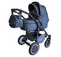 Универсальная коляска для детей 2 в 1 Victoria Gold Saturn Len