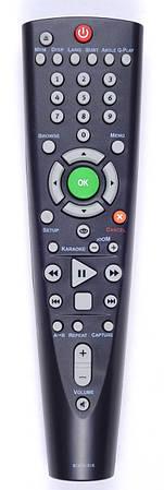 Пульт BBK 026-01R( DVD)  (CE)