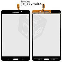 Touchscreen (сенсорный экран) для Samsung Galaxy Tab 4 7.0 T230 (Wi-Fi), черный, оригинал