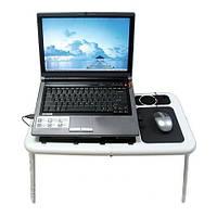 Складной столик для ноутбука/нетбука E-Table LD09