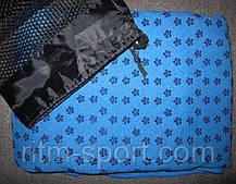 Коврик-полотенце для йоги Yoga mat towel, фото 3