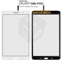 Touchscreen (сенсорный экран) для Samsung Galaxy Tab Pro 8.4 T320, версия Wi-Fi, белый, оригинал