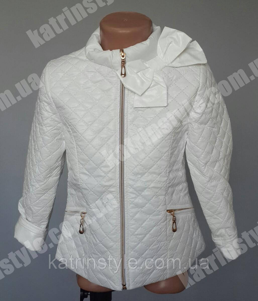 Курточка стеганая для девочек (в расцветках)