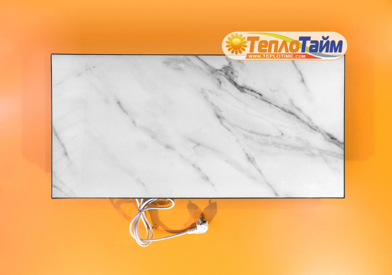 Керамічний обігрівач TEPLOCERAMIC ТСМ 800 білий мармур (800179) (керамический обогреватель Теплокерамик)