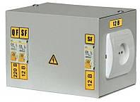 Ящик с понижающим трансформатором ЯТП-0,25 380/24-3 36 УХЛ4 IP30
