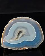 Камень натуральный Агат минерал Еденичный экземпляр