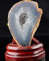 Натуральный минерал Агат Еденичный экземпляр