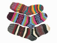 Шерстяные носки Ручная вязка в ассортименте